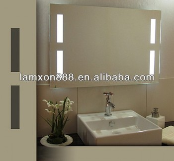Bathroom Strip Light Makeup Mirror With Led Light
