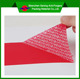 Black Anti-counterfeiting Security No Residue Adhesive Sticker