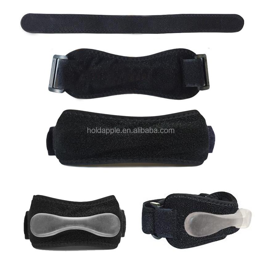 0c24aeb13b Best Selling Black Open Adjustable Knee Patellar Tendon Strap/ Knee Support/  Knee Brace/
