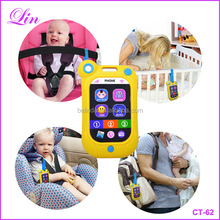 Baby Musical Cell Phone Children Educational Toys mobile kids phones learning toy mobile phone