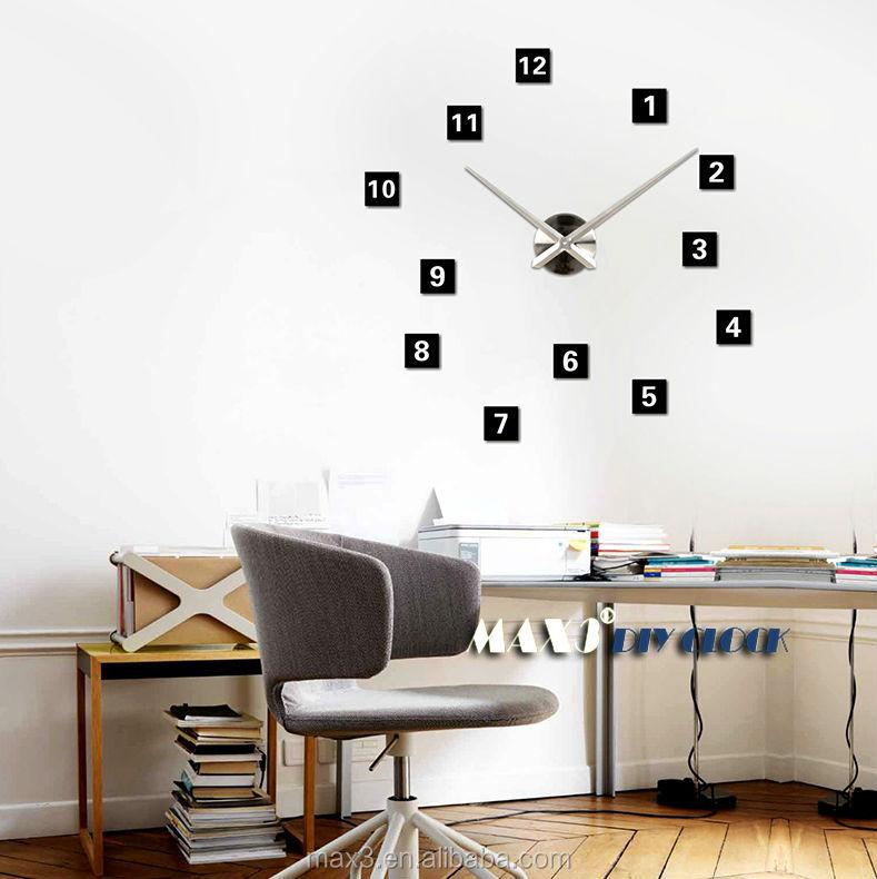 Orologi da parete grandi dimensioni for Stampe grandi da parete