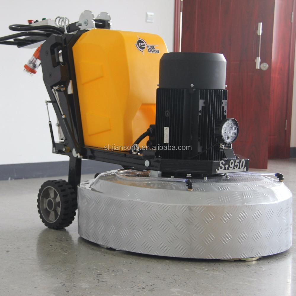 Js Satellite Concrete Grinder Hire Diamond Floor Grinding Polishing Machine Terrazzo Concrete Floor Grinder View Concrete Floor Grinder Js
