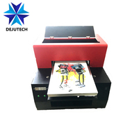 High quality direct to garment T-shirt printing machine A3 T-shirt printing equipment for sale