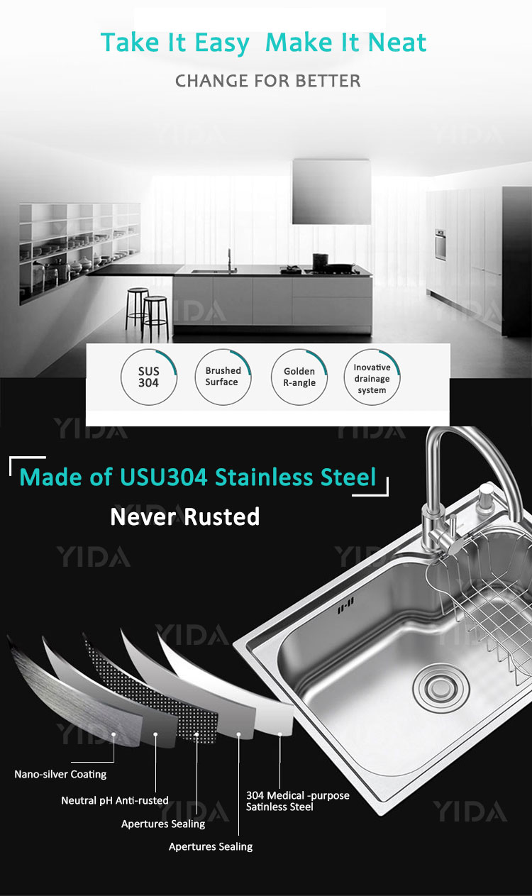 Ls8045 Stainless Steel Basin Price In Pakistan Double Bowl Kitchen