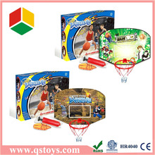 Portable basketball stand with Basketball and Air Pump