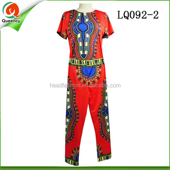 Fashion Design African Stretch Fabric Clothes Shirts Match Pants Soft Women And Men Suit In Red Buy Matching Dress Shirts Pants Shirt And Pant Pieces Matching Shirt And Pants Men Product On Alibaba Com