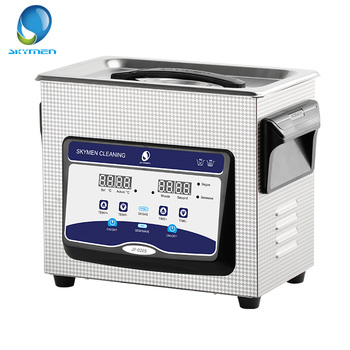 skymen new arrival 40Khz digital ultrasonic parts cleaner 2-30L with timer and heater
