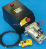 hyva pump hydro electric power packs-single acting