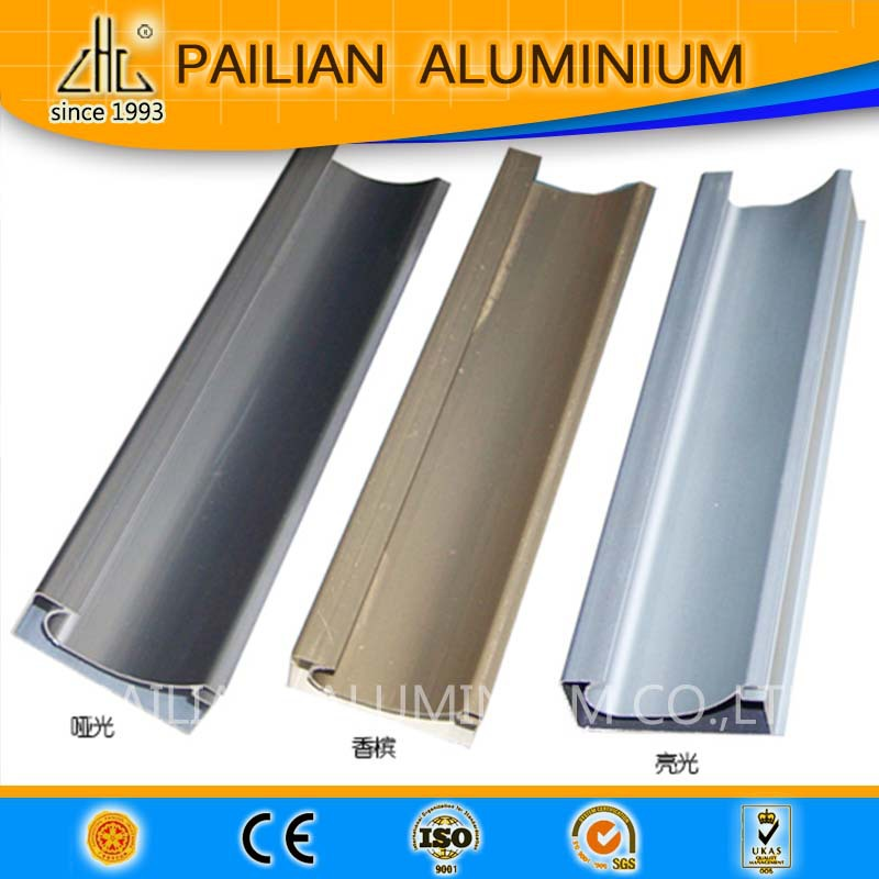 Hot Cabinet Aluminum Extrusion Profile Aluminum C Channel