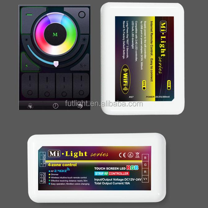 Qualified Rf Wireless Remote Control Rgb Light Switch,Wifi