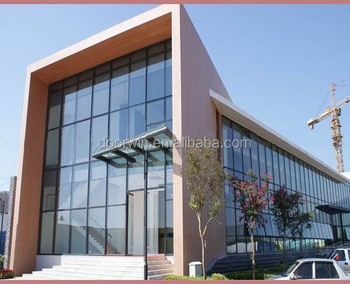 curtain walls for modern building design