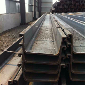 Sheet Pile Cap, Sheet Pile Cap Suppliers and Manufacturers