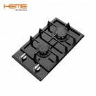 Fashion design built-in small gas hob/2 burners gas cooktop