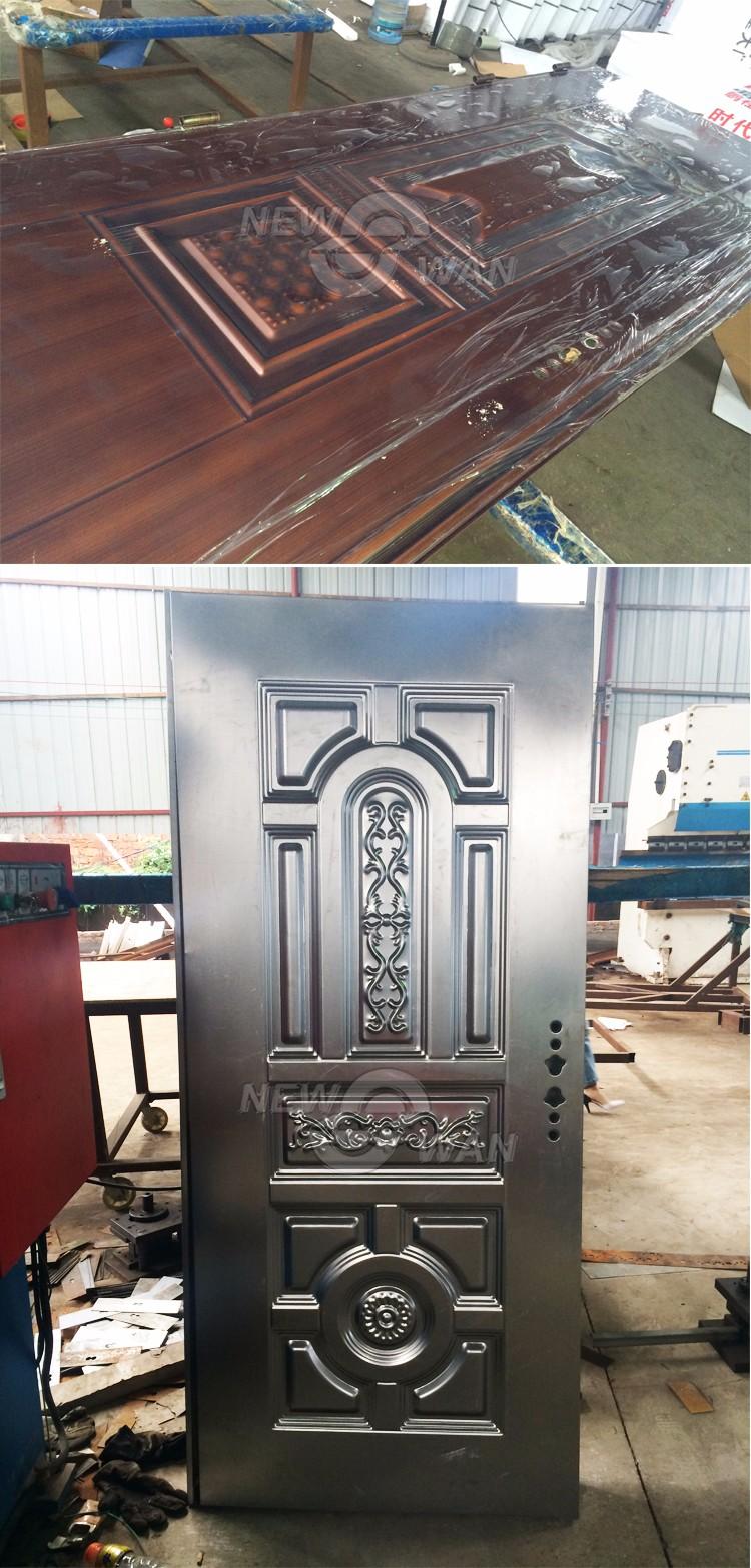 Fire Rated Steel Doors : Fire rated security steel french door buy