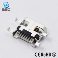 Version 2.0 Micro Usb 5 Pin Charging Port Dock Connector Jack for LG G Stylo Metro PCS MS631