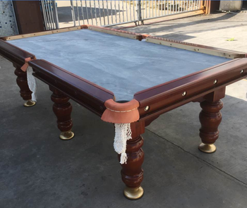 Customize 1 Slate Pool Table 8ft Easy To Install