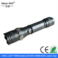 Buy 5watt super bright flashlight outdoor rechargeable in China on ...
