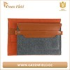 envelope sleeve bag for ipad , felt inner bag for ipad, felt case for ipad