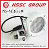 35W Marine Worklights Super Bright LED Cree Work Light In White Color Housing 6000K Mutiple Beam LIGHT