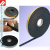 Single Sided Insulation Self Adhesive Black Gray 3M PU Foam Sealing Tape