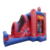Outdoor commercial inflatable bouncer for rental use boat inflatable slide boat