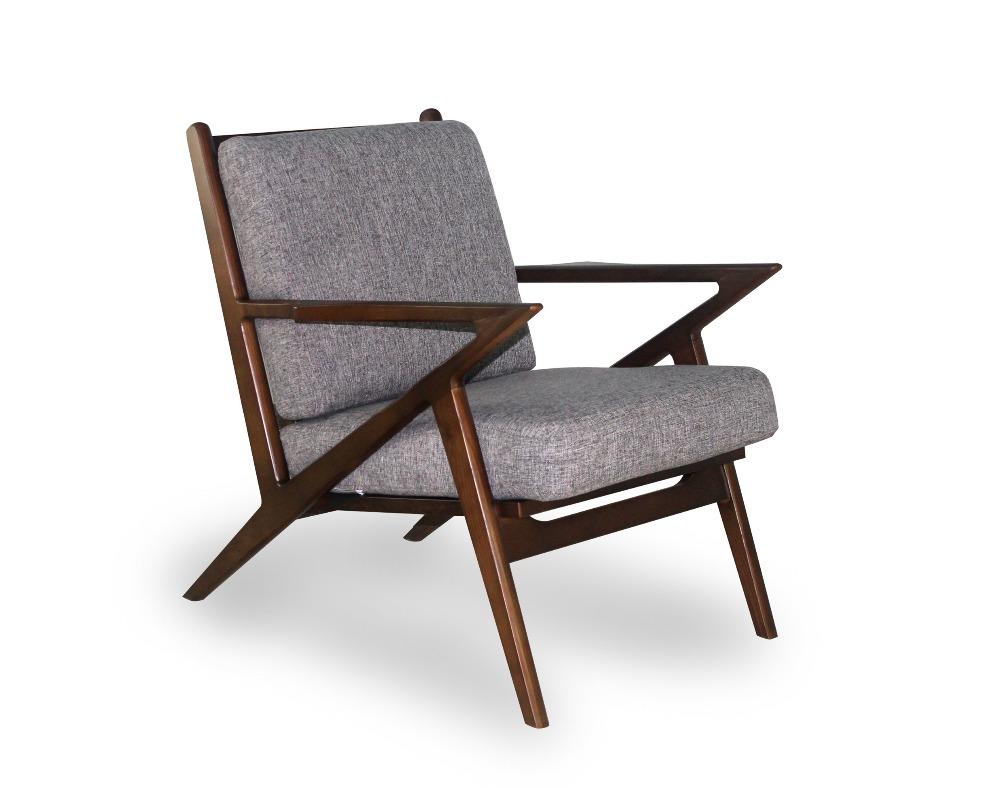 Venta al por mayor sillones de madera modernos compre for Sillones diseno online