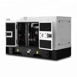 Silent diesel generator power from 9kw to 50kw with water cooling system