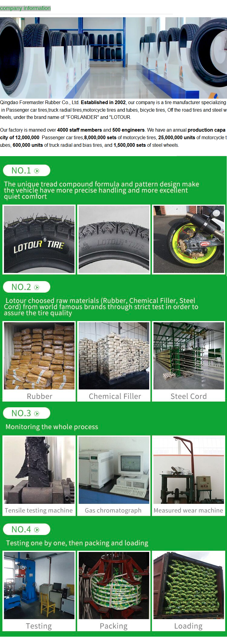 wholesale high quality 4.00-8 with ANOINTING three wheel electric tricycle tyre & motorcycle tyre tire