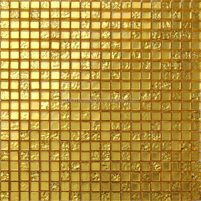 Jtc 1301 Lowes Mirror Tiles Self Adhesive Wall Tiles Gold Color