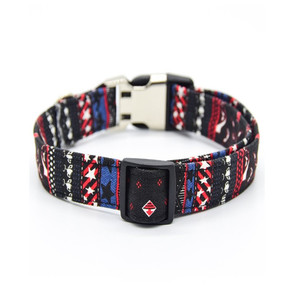 Hot sale custom logo pet accessories fashion dog collar