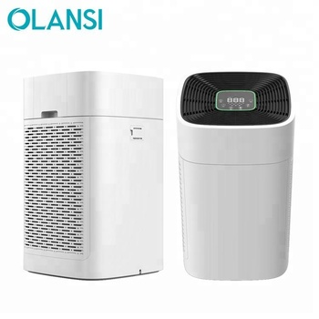 Factory Directly Sale OEM Purifiers Anion Ionizer UV Purification Home Filter Hepa Air Purifier