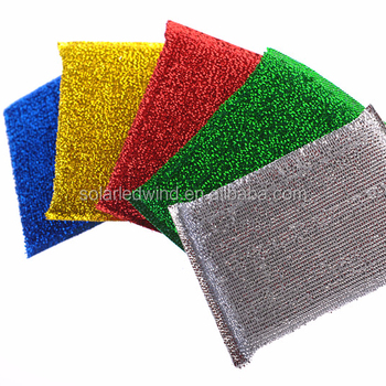 Multi-purpose sponges; Kitchen cleaning scourer;