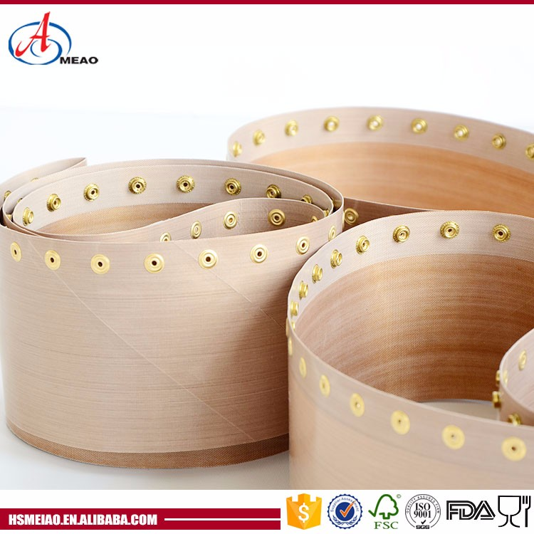 Sell Well New Type Ptfe Fusing Machine Belt For Conveyor