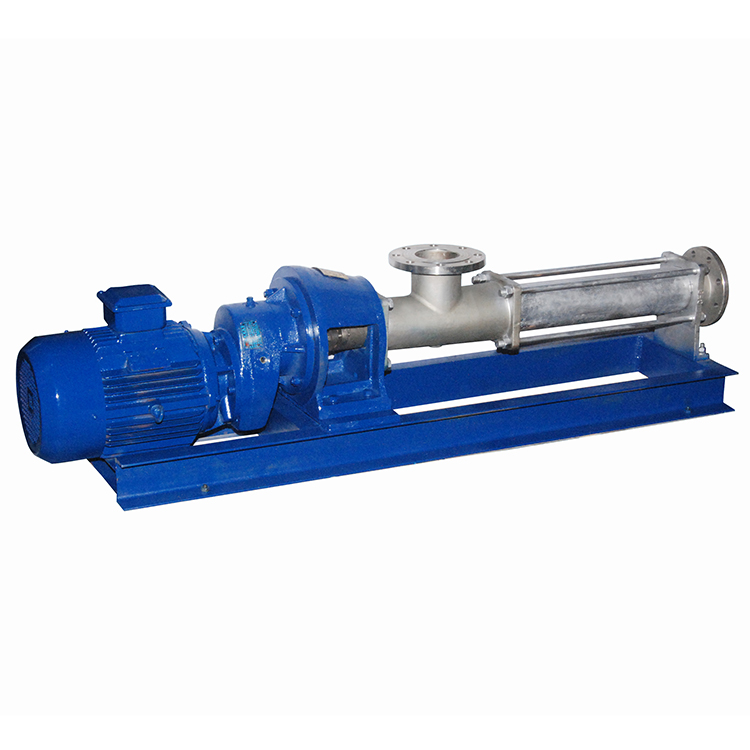 Custom High Viscosity Screw Mono Pump