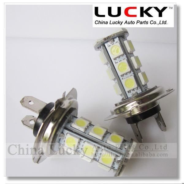 High Lumen Automotive Lighting 18smd 5050 H3 H7 Best Led Bulbs ...
