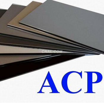 Alucopanel Acp - Buy Alucopanel,Aluminium Composite Panel,Acp Plastic Panel  Product on Alibaba com