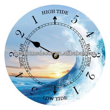 wall tide design - Tide Clock