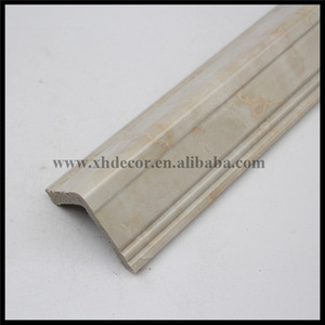 #490-A8 series Marble tone Building decorative plastic molding
