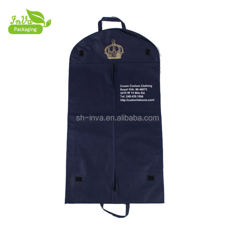048b7a5a7a9f Personalised Foldable Design Wedding Dress Bag Suit Cover Packaging Bag  Garment Packaging Bag - Buy Garment Packaging Bag,Suit Cover Packaging ...