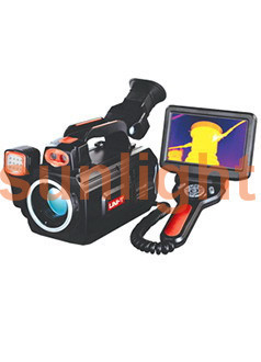 Infrared Thermal Imager, 640*480 Resolution, Infrared/Visible Light/Blend, -20 - +600 Degree Centigrade SL640B