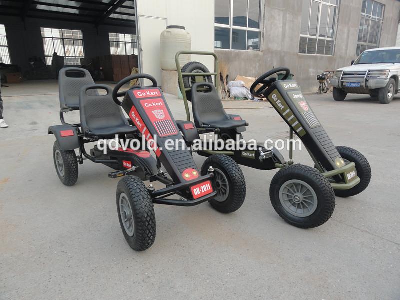 Manufacturer Off Road Four-wheel Adult Pedal Go Kart,Family Go Kart ...