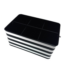 rectangle ice bucket metal material ice bucket square ice bucket