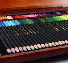 promotional art grip Faber castell watercolor pencils ,coloring pencils for adults