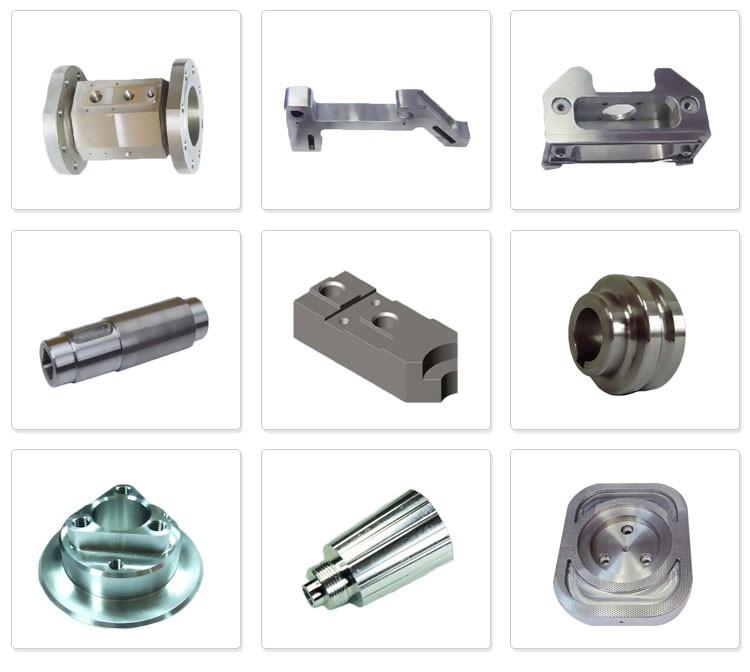 custom made machine parts