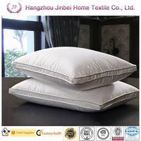 Luxury White Goose Down and Feather Pillow