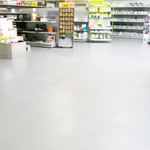 Easy Act Epoxy Resin Self Leveling Floor Coating