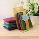 new fashion 4 pack Multi Purpose kitchen cleaning scouring pad Scrubber Sponges