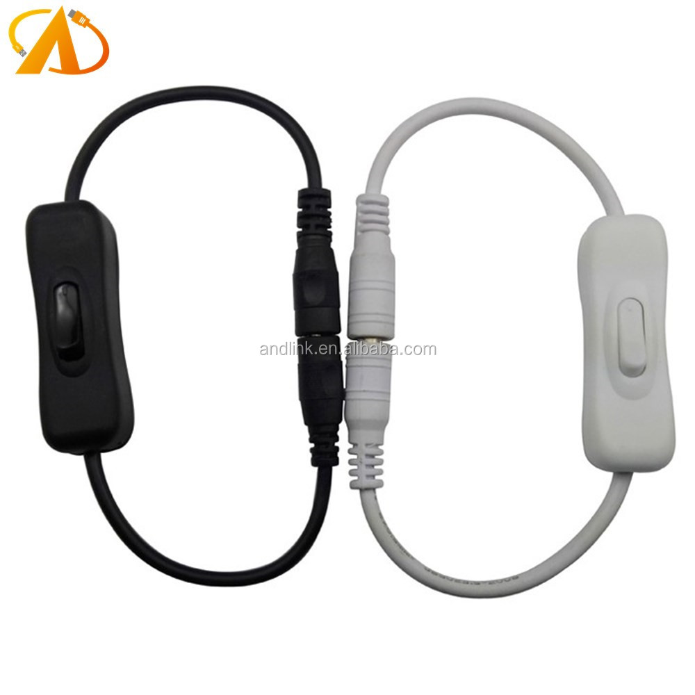 Power Cable With Dc Plug Suppliers And 5x21mm Male Connector Wire Pigtail 20awg Manufacturers At
