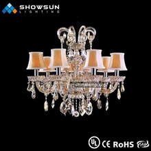 China l Asfour contemporary Crystal empire style dinning room chandelier
