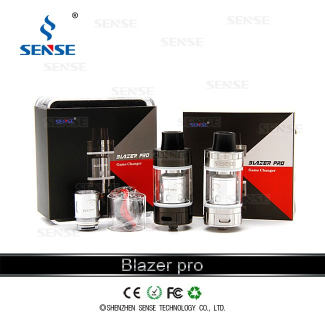3.6ml easy to use top filling blazer nano tank